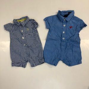 New born Baby boy Rompers